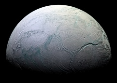 Saturn's Icy Moon Enceladus