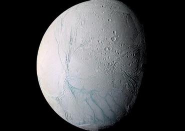 Saturn's Moon, Enceladus