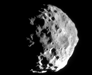 Farewell Cassini - Phoebe