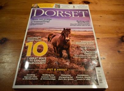 Dorset Magazine, Dorset Night Skies