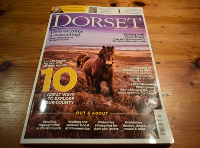 Dorset Magazine, Dorset Night Skies